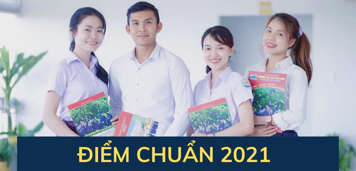Điểm chuẩn năm 2021